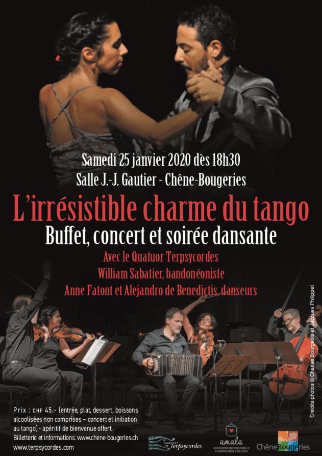 Concert Demo Tango