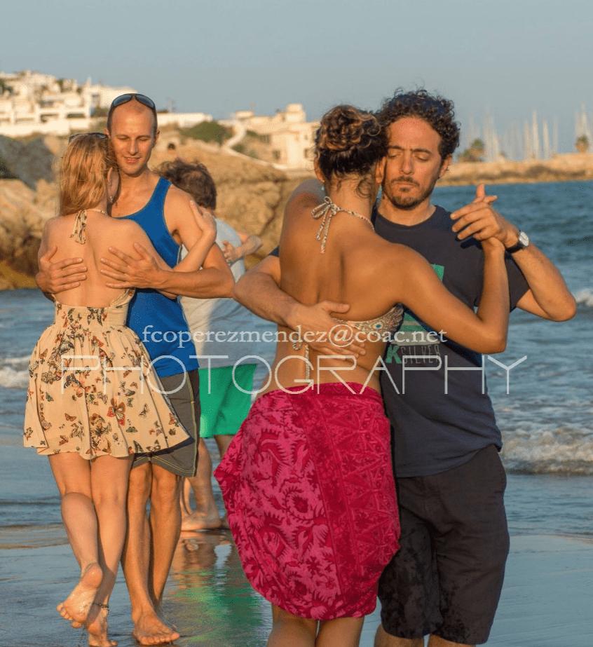 Cours d'été de Tango, Jeudi 5 et vendredi 6 août 2021